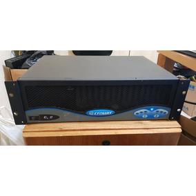 Crown Cl 2 Amplificador De Potência - Usado Perfeito Estado