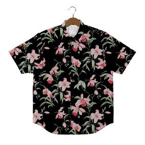 e9f609d58828b Camisa Gucci Florida - Moletom Masculinas Preto no Mercado Livre Brasil