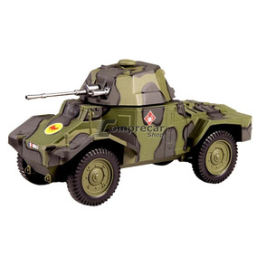 Miniatura Tanque Amd 35 Panhard 178 1940 Verde Ixo 1/43