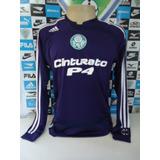 Palmeiras Gk Roxa Nº1 Tam. M 50x71 Original adidas