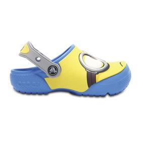 385fafc6c2bbda Sandalias Crocs Minions - Vestuario y Calzado en Mercado Libre Chile