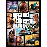Grand Theft Auto V-gta V-juego Psn-ps3 Digital