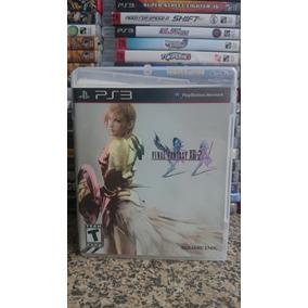 Final Fantasy Xiii-2 Ps3 Midia Fisica-frete R$10