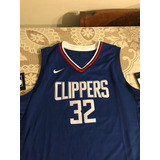 5ad08eeac0 Camiseta Musculosa Nike Original Clippers Nba