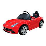 Auto A Batería 81900 12v Ferrari Cinturón Control Sonidos *5
