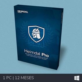Anti Malware Heimdal Pro - Thor Foresight Home 1 Pc | 1 Año