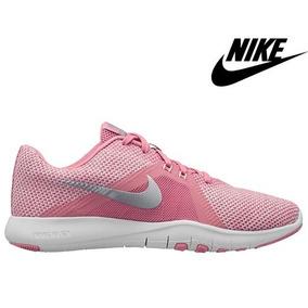 6742463544 Tenis Nike Flex Trainer 8 Deportivo Mujer Rosa 22-26 W82182