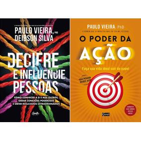 Livro - Decifre E Influencie Pessoas + O Poder Da Ação