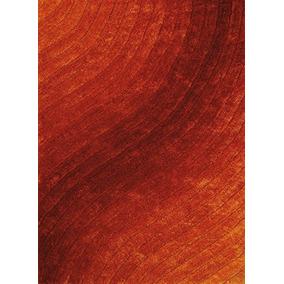 Tejedores Unidos De América Finesse Algodón Burnt Orange