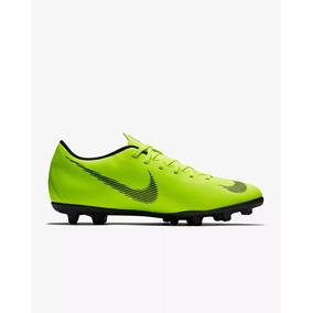 official photos 2d999 59df1 Tacos Futbol Nike Mercurial Vapor Xii Club Mg Verde 2651040