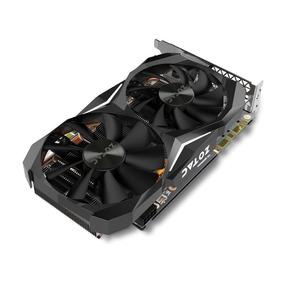 Placa De Vídeo Zotac Nvidia Geforce Gtx 1080 8gb Gddr5x 256