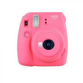 Câmera Fujifilm Instax Mini 9 Rosa - Original