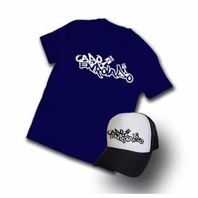 Kit Camisa Cabo Enrolado Boné Camiseta - Promoção 1c16f0e312e60