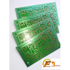 Detector De Metais Pi Polonês (placa) De Fibra De Vidro