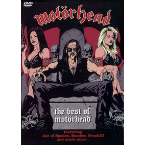 Dvd Motorhead - The Best Of Motorhead