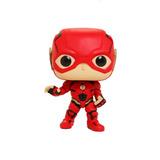 Figura Muñeco Funko Pop Liga De La Justicia Flash 208