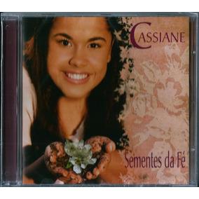 Cd Cassiane Sementes Da Fé Mk .biblos