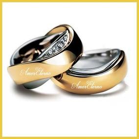 60eb2f55403c Alianzas Matrimoniales 18k - Joyas y Relojes en Mercado Libre México