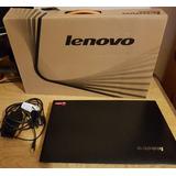Notebook Lenovo B5130 | Quad Core | 8gb | 120gb Ssd