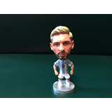 Fùtbol Figura Muñeco Cabezòn Messi Argentina 6.5 Cm