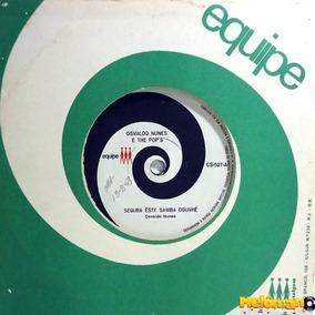 Osvaldo Nunes E The Pops 1970 Eu Chorei Compacto 2 Faixas