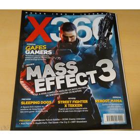 Xbox 360 - 4 Revistas - Mass Effect 3 - Gears Of War 4