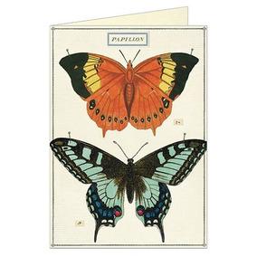 Tarjeta De Felicitación Papillon