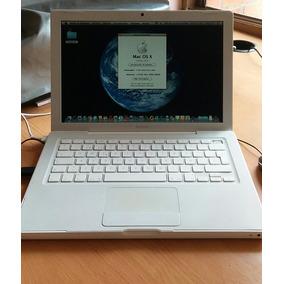 Macbook 13 Blanca (2007) 80gb 1gb Ram Bateria Mala No Carga