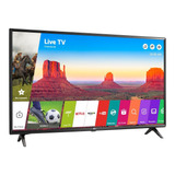 Smart Tv Lg 43 4k Ultra Hd 43uk6300psb