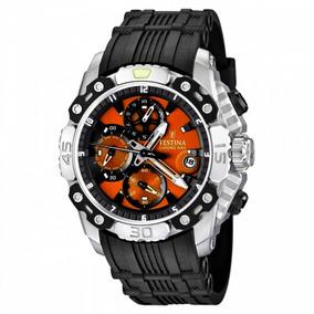 d2ad25d5f80 Relogio Festina F16543 Chrono Bike - Relógios De Pulso no Mercado ...
