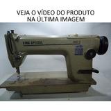 Maquina De Costura King Special 350-2 Usada Sp Zona Norte
