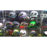Casco Shaft Doble Visor Referencia Sh-525 Nuevo