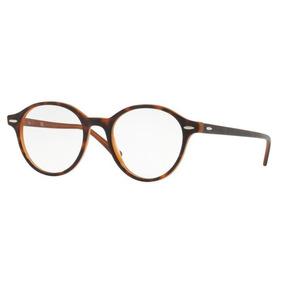 7ebdf6462f72a Oculos De Grau Ray Ban Redondo - Óculos Armações no Mercado Livre Brasil
