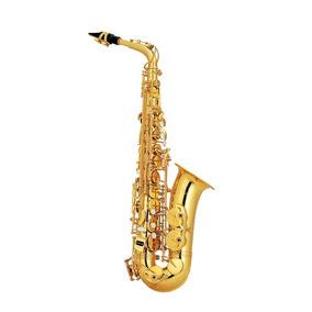 Saxofon Villa Alto En Eb Laqueado Jbas200l