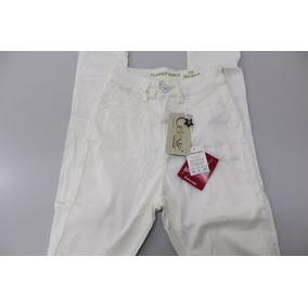 Calça Jeans Legging Movement Planet Girls Branco Y000044603