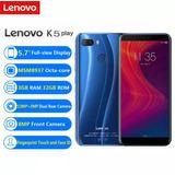 Telefono Lenovo K5 Play Doble Sim 3gb Ram 32gb Rom