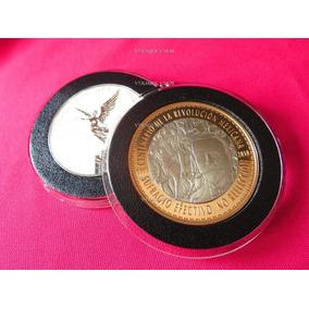 Capsula Moneda 48 Mm 50 Mm 65 Mm 2 Y 5 Onzas Y Medallas