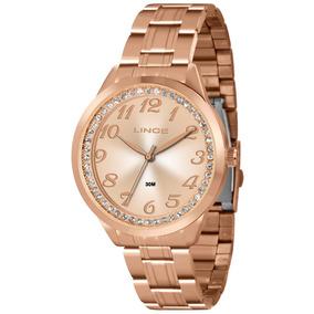 e560d2c192c Relogio Rose Feminino Lince - Relógios no Mercado Livre Brasil
