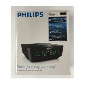 92f51875c49 Rádio Relógio Philips Aj 3116 Fm Bivolt 301879 - Eletrônicos
