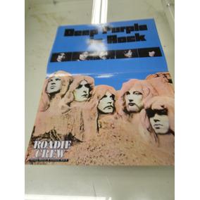 Poster Deep Purple In Rock - Roadie Crew