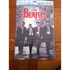 Posters Beatles 3d