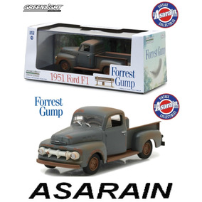 Ford F 1 Pick Up 1951 Forrest Gump Hollywood Greenlight 1/43