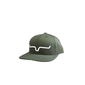 Gorra Kimes Ranch Fb Daily Hat Army Verde Militar