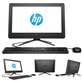 All In One Hp 205 G3 Amd Quad Core 4gb 1tb Dvd Windows 10