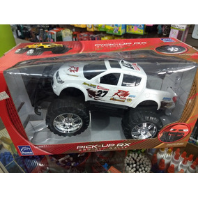 Carrinho Super Pick-up Brutal Rally Lançamento - Somos Loja