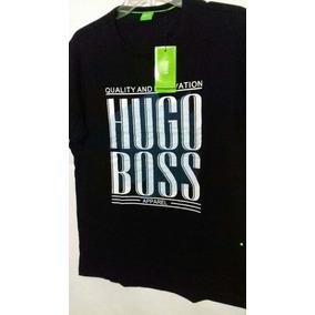 Playeras Hugo Boss Sin Cuello en Mercado Libre México 683c661ad487b