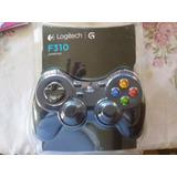 Control Gamepad Logitech F310