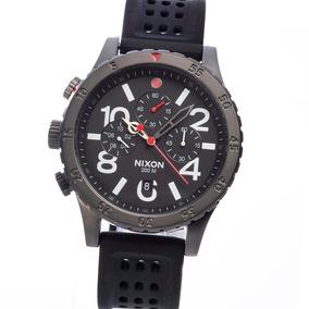 Reloj Nixon A2781426 Cronografo 48-20 200m Wr Acero