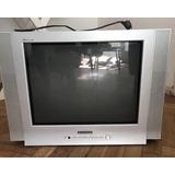 Tv Hitachi Platinumflat + Reproductor Dvd