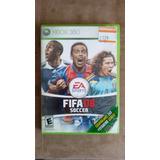 Juego Xbox 360 Fifa 08 Soccer Excelente Estado Super ¡